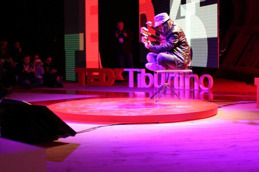 Paolo Schianchi a TEDx Tiburtino