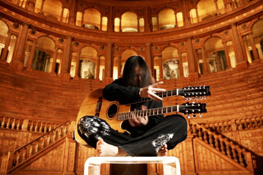 Paolo Schianchi. Quando suonare la chitarra diventa scienza.