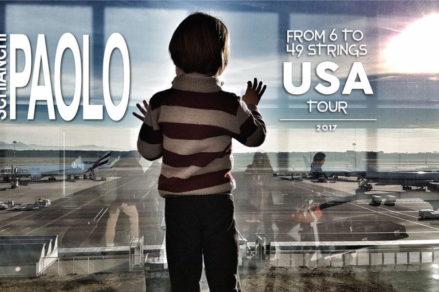 USA tour 2017 || video