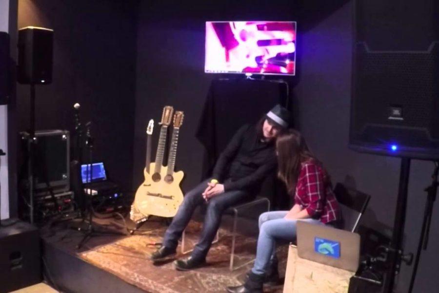 Paolo Schianchi: il maestro della chitarra a 49 corde – Better Days Festival 2016